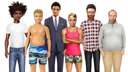 Barbie: ¿Ken también tendrá nueva figura?