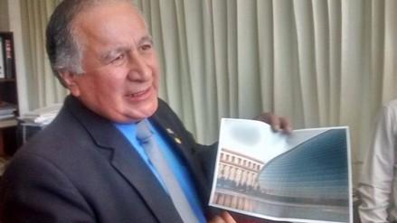 Municipalidad de Arequipa no desmontará cúpula verde del ex Patio Puno