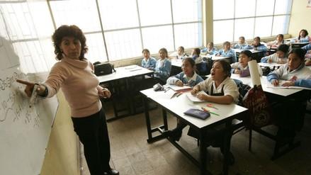 Advierten que matrícula escolar no está condicionada a pago de apafa