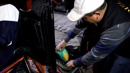 Capturan en Colombia a dos ciudadanos peruanos por tráfico de cocaína
