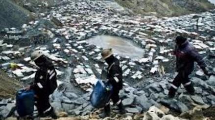 Hieren de bala a minero durante asalto en mina de Cerro Lunar de Oro