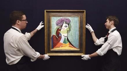 Un retrato de la musa de Picasso vendido por 25 millones de euros