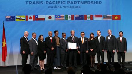 Perú firmó Acuerdo de Asociación Transpacífico en Nueva Zelanda