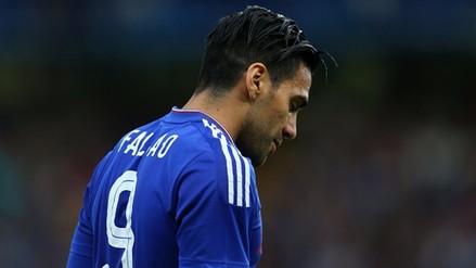 Chelsea: Falcao no llegó al Atlético Madrid por no pasar pruebas médicas