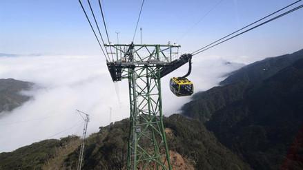 Vietnam inaugura el teleférico de tres cables más largo del mundo