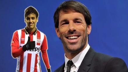 Beto Da Silva: Ruud Van Nistelrooy lo potenciará en el Jong PSV