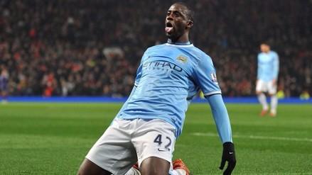 Manchester City: Yaya Touré irá a China y será mejor pagado que Neymar