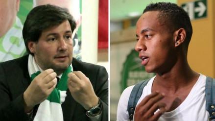 André Carrillo en Benfica: presidente del Sporting dijo esto sobre el pase