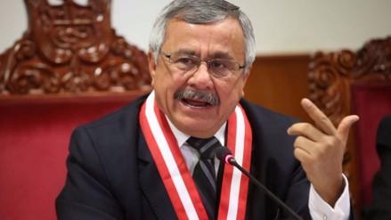 Francisco Távara negó cualquier vínculo con la Universidad César Vallejo