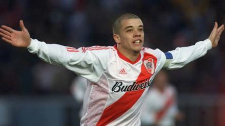 Andrés D'Alessandro vuelve a River Plate tras ser idolatrado en Inter de Porto Alegre