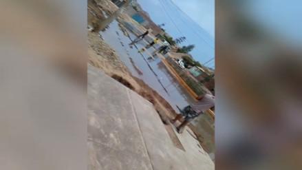 Chorrillos: desborde del río Surco afecta pobladores