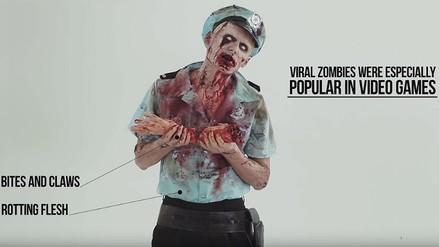 YouTube: 100 años de evolución zombie en un solo video