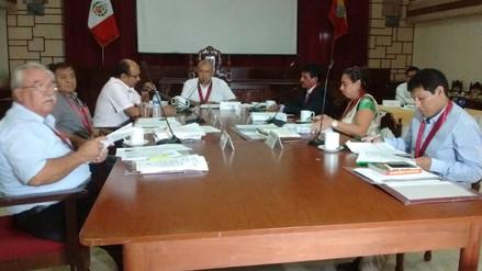 Consejo Regional debatió dictamen por pérdida de 80 mil vacunas