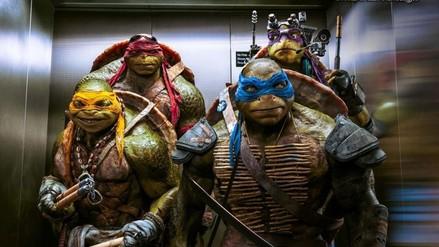 Super Bowl: presentarán trailer de Las Tortugas Ninja 2