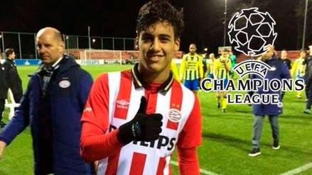 Champions League: PSV inscribió a Beto Da Silva para jugar octavos de final