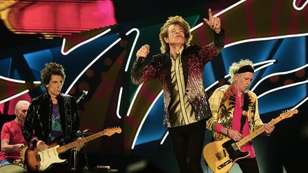 The Rolling Stones: las imágenes de su primer concierto en Latinoamérica