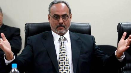 Manuel Burga: Estados Unidos pide extradición del expresidente de la FPF