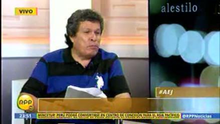 Benítez: Otárola estuvo de acuerdo con mi candidatura porque firmó el acta