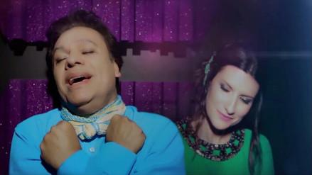 Juan Gabriel relanza Abrázame muy fuerte junto a Laura Pausini