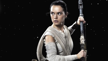 Star Wars: Conoce las increíbles habilidades de la doble de Rey