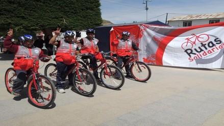 Chiclayo: entregarán bicicletas a escolares de zonas rurales