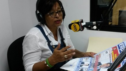 Directora del grupo Expresión se ratifica en sospecha de que fiscal Carrasco plagió