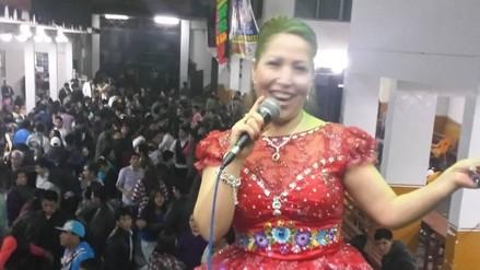 Huaral: delincuentes asaltan vehículo de cantante folklórica en Chancay