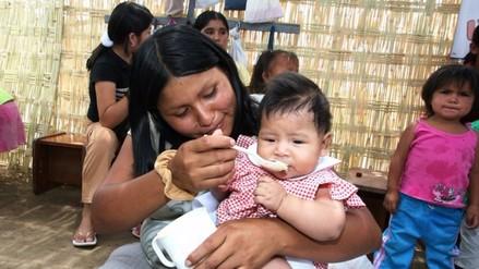 Minsa dispone la entrega de micronutrientes en gotas para bebés de 4 y 5 meses