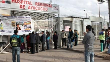 Huamanga: muere joven alumno en escuela de la PNP