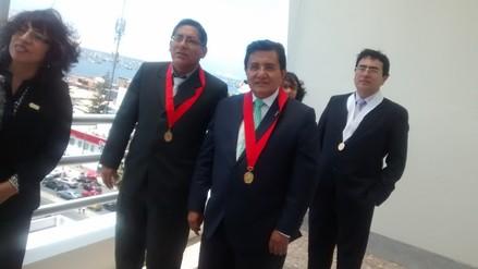 Chimbote: amenazas no deben hacer retroceder a magistrados