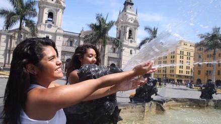 Este viernes se registró la temperatura más alta de 2016 en Lima