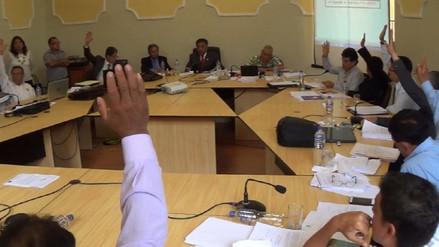 Concejo municipal de Chiclayo prueba por mayoría reducción de impuestos