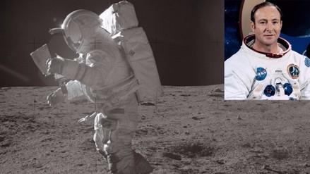 Muere el astronauta Edgar Mitchell, el sexto hombre en pisar la Luna