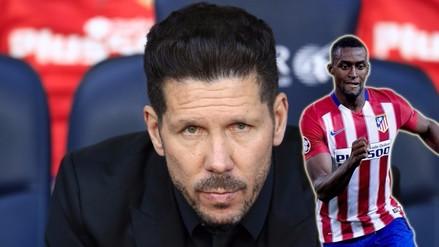 Atlético Madrid: Diego Simeone asumió la culpa por fracaso de Jackson Martínez