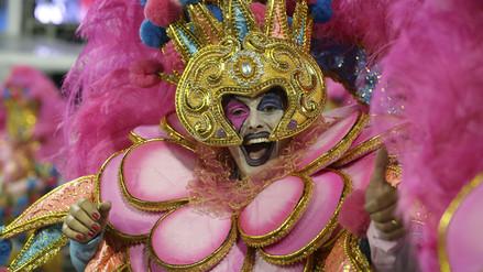 Así se inician las celebraciones por el Carnaval de Río de Janeiro [FOTOS]