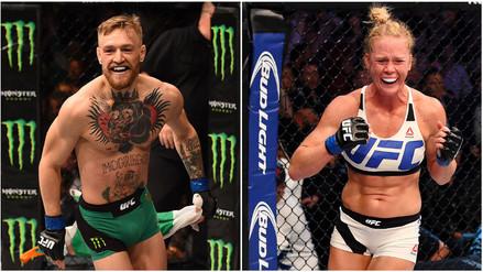 Premios Oscar de las MMA liderados por Conor McGregor y Holly Holm de la UFC (FOTOS)