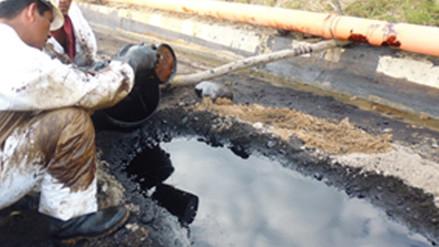 Reportan derrame de petróleo en el distrito Morona