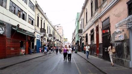 Buscan crear municipio distrital del Cercado de Lima
