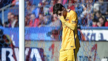 Barcelona: Messi no entrena y se dedica a ponerle fin a sus problemas renales