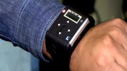 Grilletes electrónicos serán financiados por los mismos internos