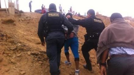 Andahuaylas: linchan a sujeto que intentó robar en vivienda