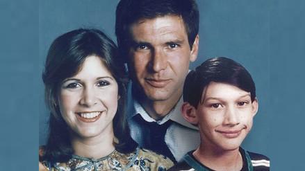 Star Wars: tierna fotografía de la 'familia' de Kylo Ren es viral