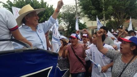 Alianza para el Progreso del Perú inscribió lista congresal ante JEE