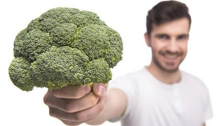 El brócoli previene el cáncer y reduce el colesterol