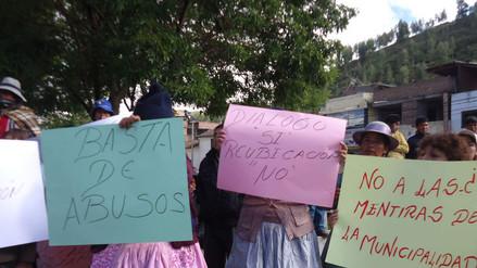 Concepción: comerciantes protestan por reubicación de feria