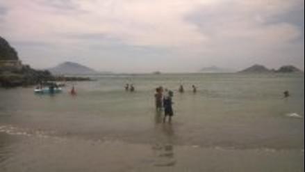 Áncash: cuatro playas no aptas para bañistas