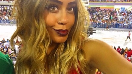 Neymar: su hermana deleitó a todos en el Carnaval de Río con sexy baile