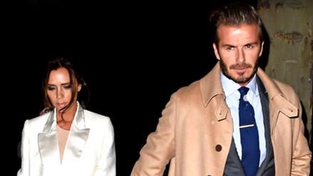 David y Victoria Beckham derriban los rumores de divorcio