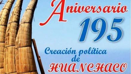 Huanchaco celebra desde hoy sus 195 años de creación política