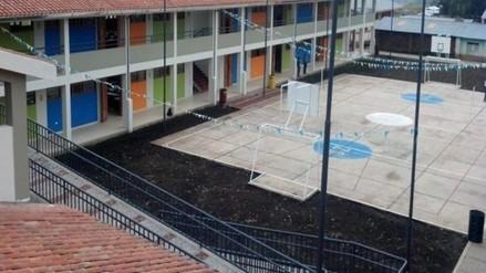 Moyobamba: colegios listos para inicio de clases